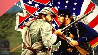 Играем за Конфедератов в Ultimate General Civil War!