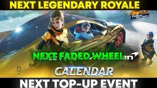 TONIGHT 12AM UPDATES    NEXT TOP-UP EVENT    NEXT FADED WHEEL    NEXT LEGENDARY ROYALE ✅