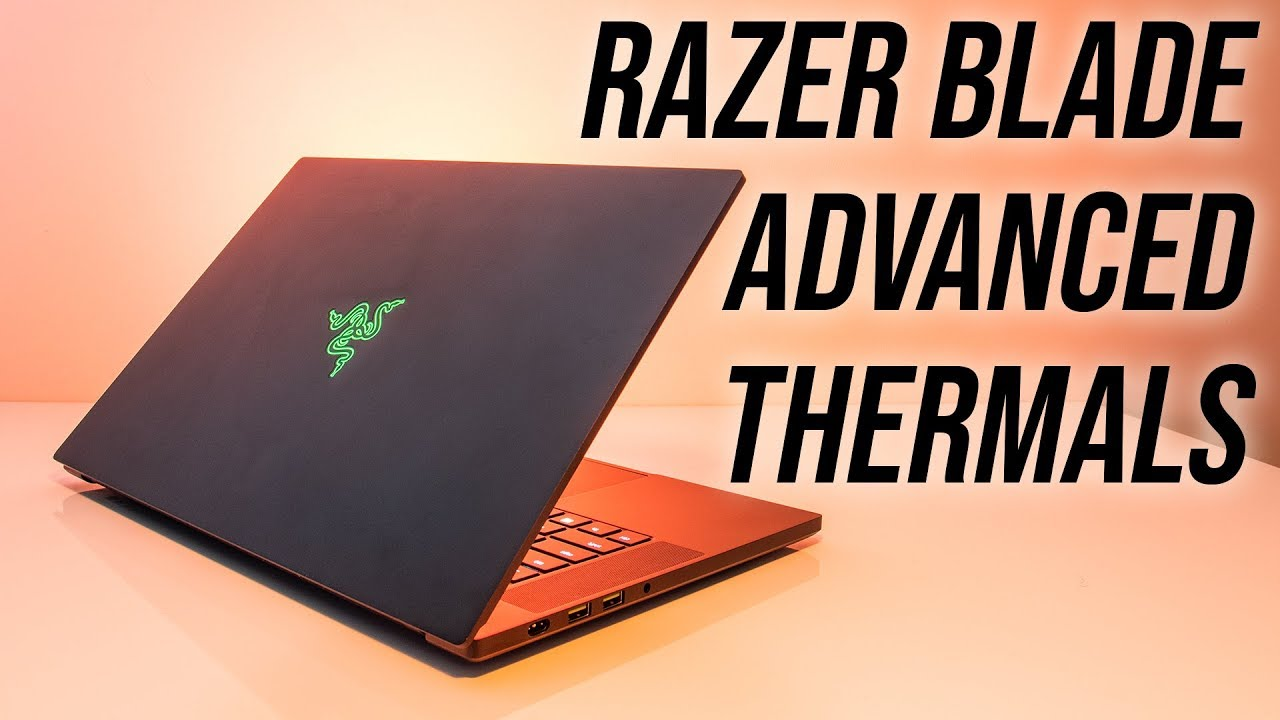 Razer Blade 15 Advanced Thermal Testing, Overclocking and Undervolting