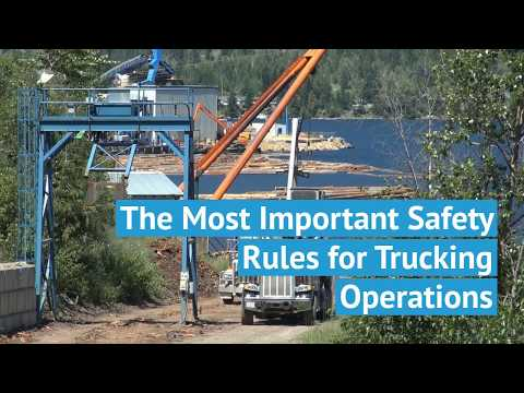 Trucking Safety - (877) 671-7503 - ATM Insurance Services