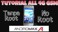 Cara Unlock All 4G GSM Andromax A TANPA ROOT !!!