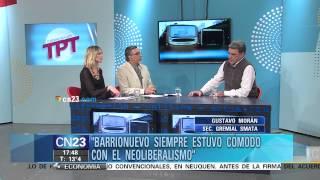 TEMPRANO PARA TARDE - ENTREVISTA CON GUSTAVO MORÁN