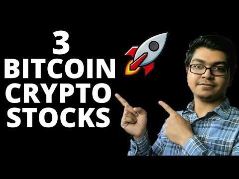3 Bitcoin Crypto Mining Stocks to buy 🚀