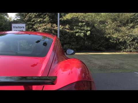 Porsche Cayman R review