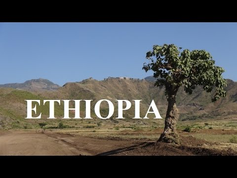 Ethiopia (On the way to Lalibela Landscape&People) Part 22