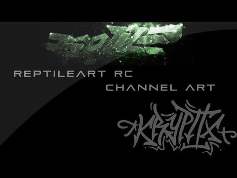 Speed Art: ReptileArt