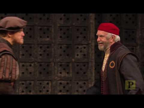 Merchant of Venice - Globe Theatre