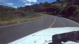 manejando. Atotonilco el alto - Ayotlan.carretera federal 90