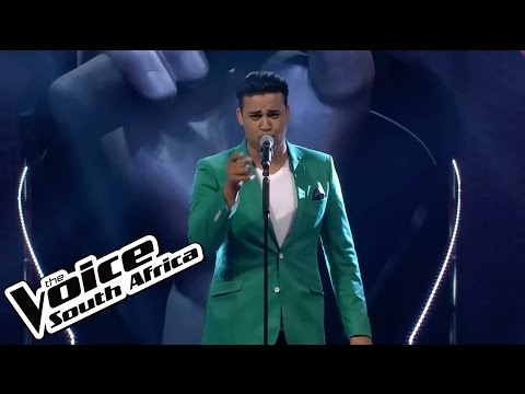 """Robin Pieters sings """"I Have Nothing"""" 