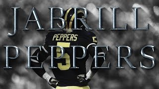 jabrill peppers 2016 2017 michigan highlights