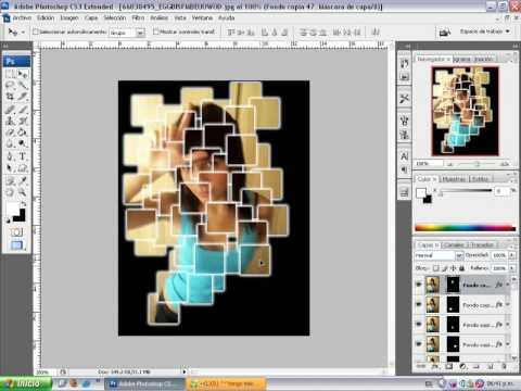 Cómo oscurecer el cielo en Photoshop CS