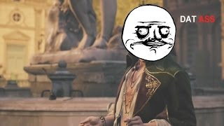 Assassin's Creed Unity Funny Momments, Glitches, Bugs, and Fails