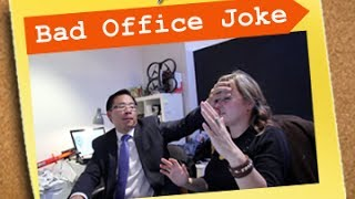 Bad Office Jokes - The Office Life