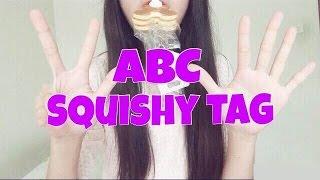ABC Squishy Tag