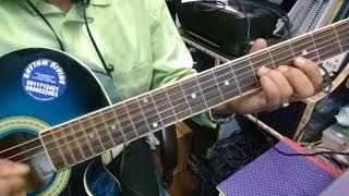 Mere Rashke Qamar Guitar Tab lesson.|| Baadshaho ||