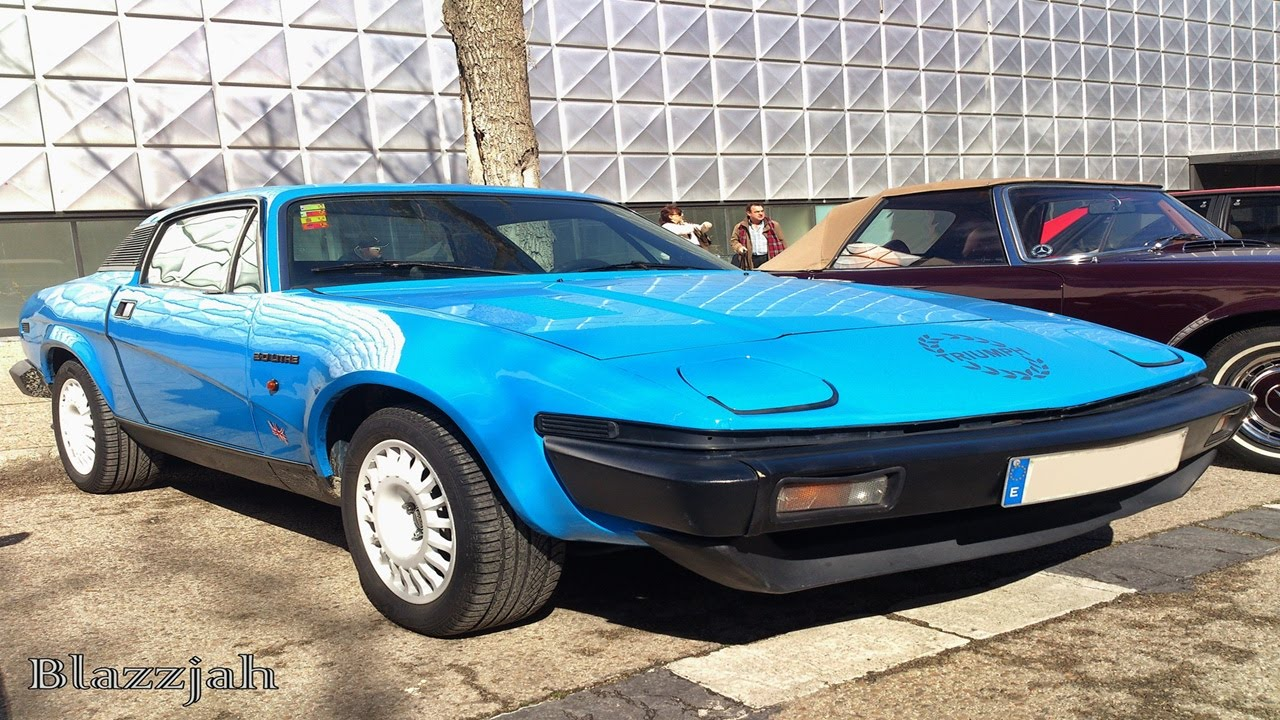 Triumph Tr7 Luxury Cars Royalty Free Stock Images Blazzjah Youtube
