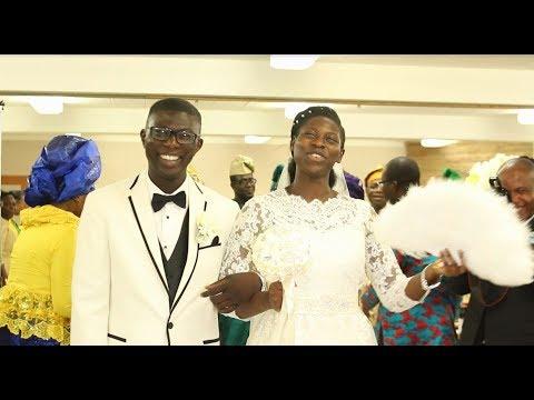 DAMILOLA AND FOLUSEKE CHURCH WEDDING & RECEPTION