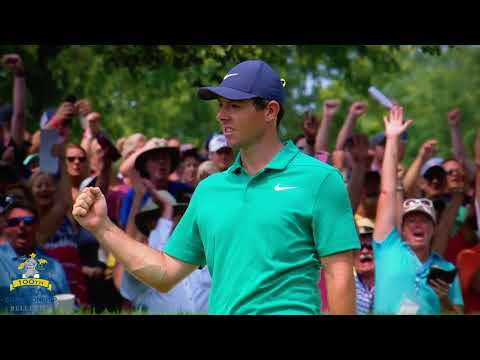 Top 10 shots of the 2018 PGA Championship