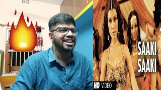 Saaki Saaki Full Song Reaction | Musafir | Sanjay Dutt | Koena Mitra