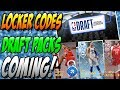 NBA 2K18 MYTEAM NEW NBA DRAFT PACKS & PINK DIAMOND LOCKER CODES COMING!
