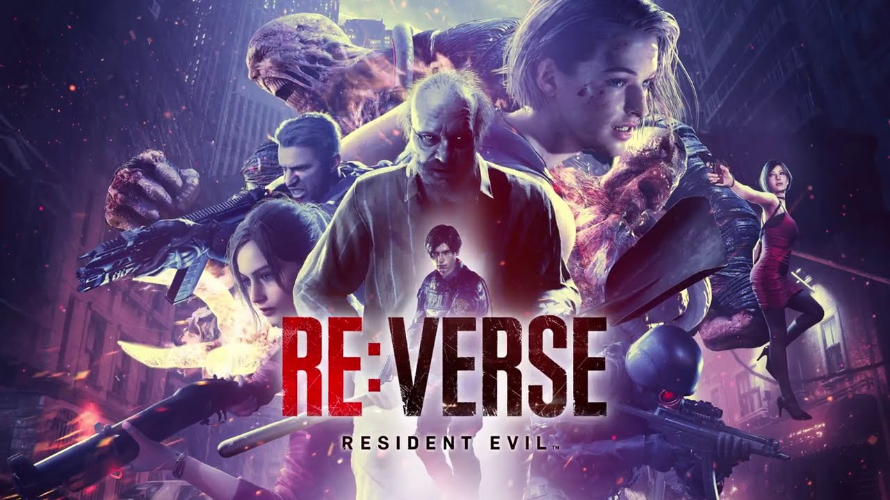 Resident Evil Re Verse- Teaser Trailer - YouTube