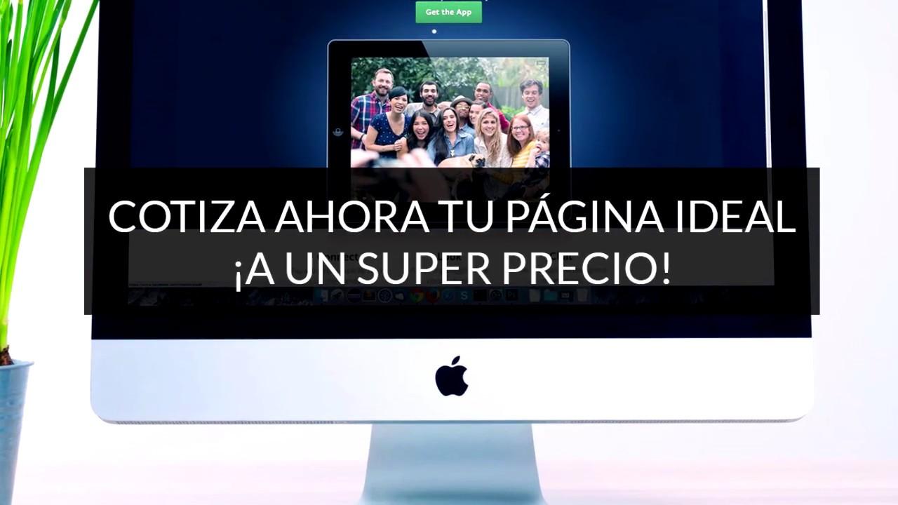 c58f18dced5 Diseño de Páginas Web en Atizapán de Zaragoza - YouTube