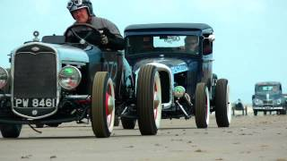 VHRA  Pendine Sands Hot Rod Races 4th & 5th July 2015