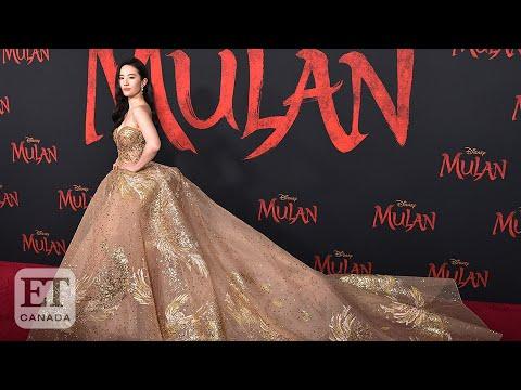 'Mulan' World Premiere