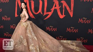 'Mulan' World Premiere