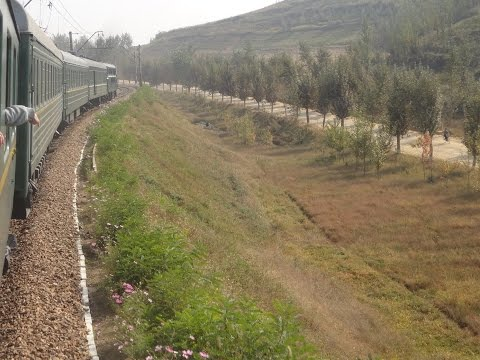 North Korean Train Tour 2015: From Hamhung to Chongjin 北朝鮮鉄道の旅:咸興から清津へ