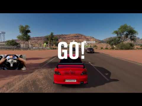 Forza Horizon 3 - Yli 300kmh Evolla Osa 6
