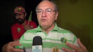 Dilmar ressaltou a importância da manifestação popular na convenção do PMDB e partidos aliados