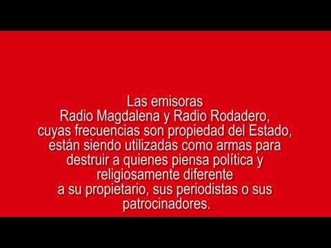 Radio Magdalena y Radio Rodadero una amenaza en Santa Marta