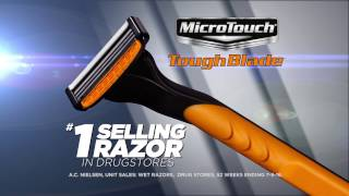 MicroTouch ToughBlade   STILL GETTING BETTER  60 1999 Free Trimmer V1K
