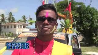 Hindus Across Guyana Observe Ganapati Visarjan