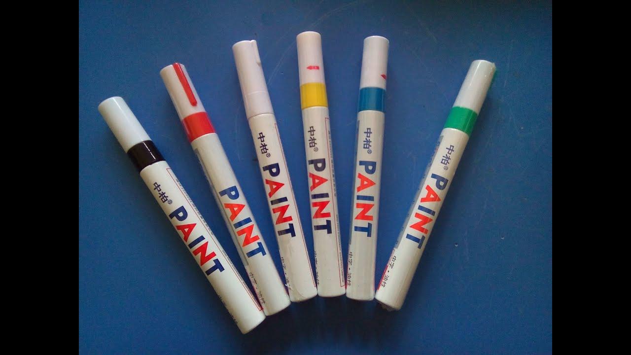 Универсальный водонепроницаемый маркер краска / Waterproof .