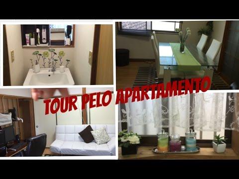 Tour pelo apartamento como decorar apartamento pequeno - Como decorar un apartamento pequeno ...