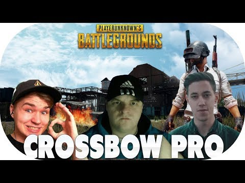 Hand of Blood der Crossbow Pro | PUBG | feat. HandofBlood, Vlesk, Itzz_Chrizz