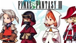 FINAL FANTASY III - PC Steam ~ German Gameplay [FF3]