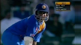 Sanath Jayasuriya 189 vs India Sharjah 2000 | EXTENDED HIGHLIGHTS