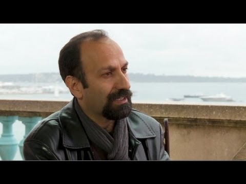 euronews interview - Farhadi - self-censorship 'real danger' for Iranian filmmakers