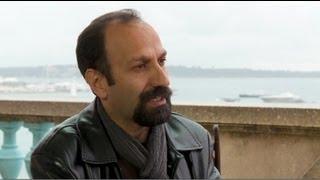 euronews interview - Farhadi - self-censorship