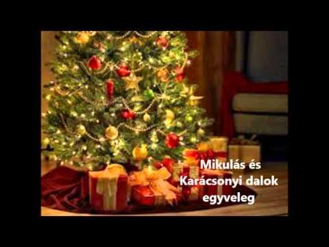 Mikulás és Karácsonyi dalok egyvelege