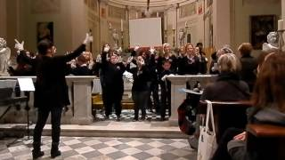 To Groove Pistoia - Coro Mani Bianche - Jingle Bell Rock
