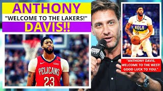 Anthony Davis(Lakers) WELCOME TO LA! Respect For Rob Pelinka? Get Up - Mike Greenberg [Commentary]