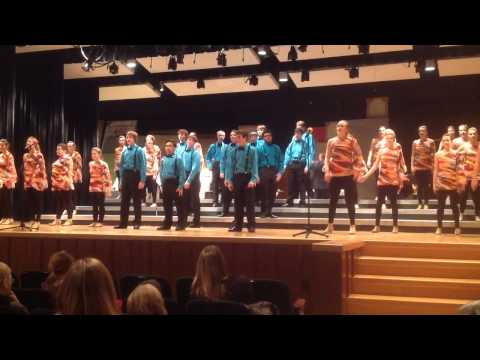 WCHS Music In Motion 1 2015