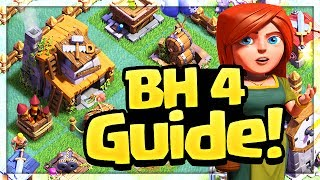 What to Upgrade First? Clash of Clans Builder Hall 4 Strategy