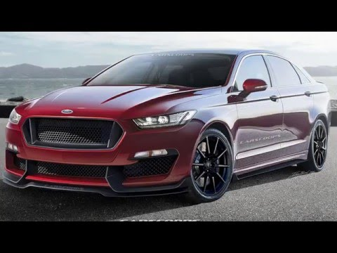 2017 Ford Taurus Sho Release Date Review Pricing And Specs Youtube