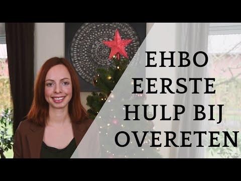 EHBO: Eerste Hulp Bij Overeten