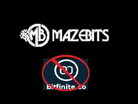 BITFINITE IS REBRANDING TO MAZEBITS!!!